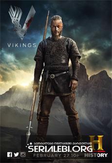 ვიკინგები სეზონი 1 (ქართულად) / vikingebi sezoni 1 (qartulad)