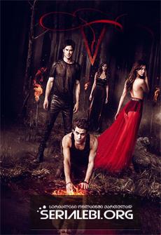 ვამპირის დღიურები სეზონი 5 (ქართულად) / vampiris dgiurebi sezoni 5 (qartulad)